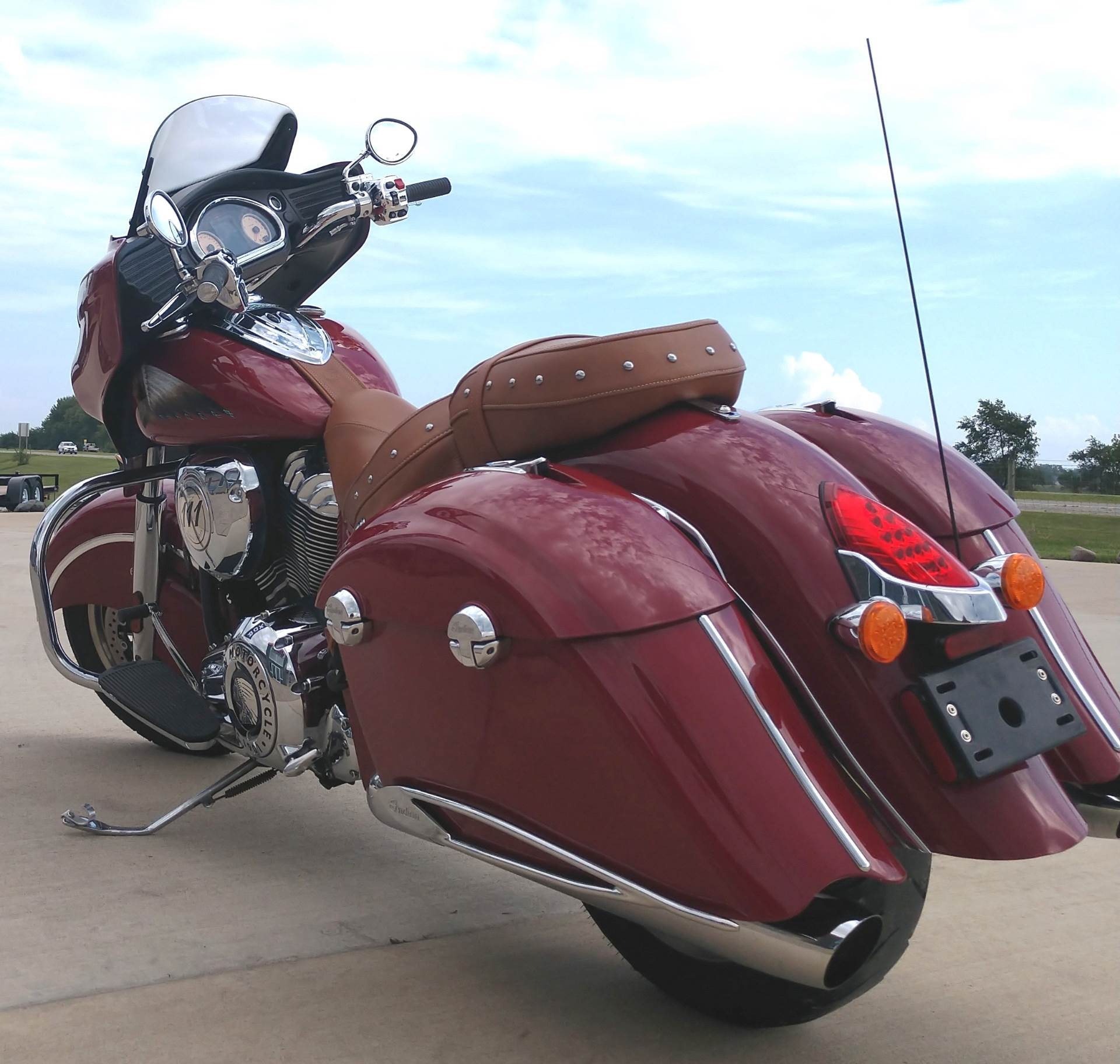 2014 Indian Chieftain™ in Ottumwa, Iowa - Photo 10