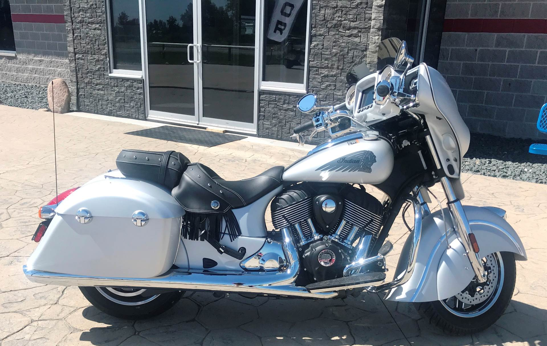2018 Indian Chieftain® Classic in Ottumwa, Iowa