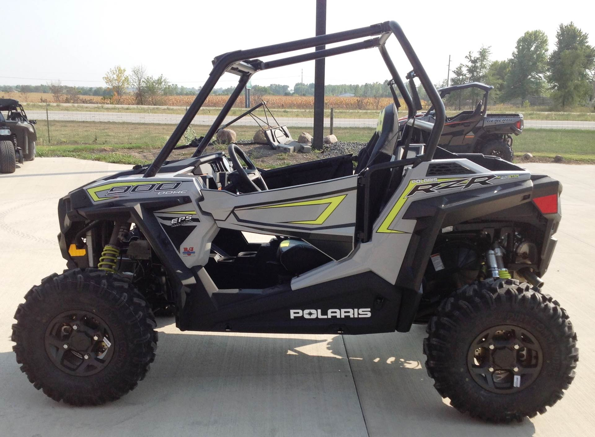 2018 Polaris Rzr S 900 Eps In Ottumwa Iowa