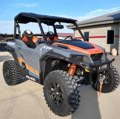 2020 Polaris General XP 1000 Deluxe Ride Command Package in Ottumwa, Iowa