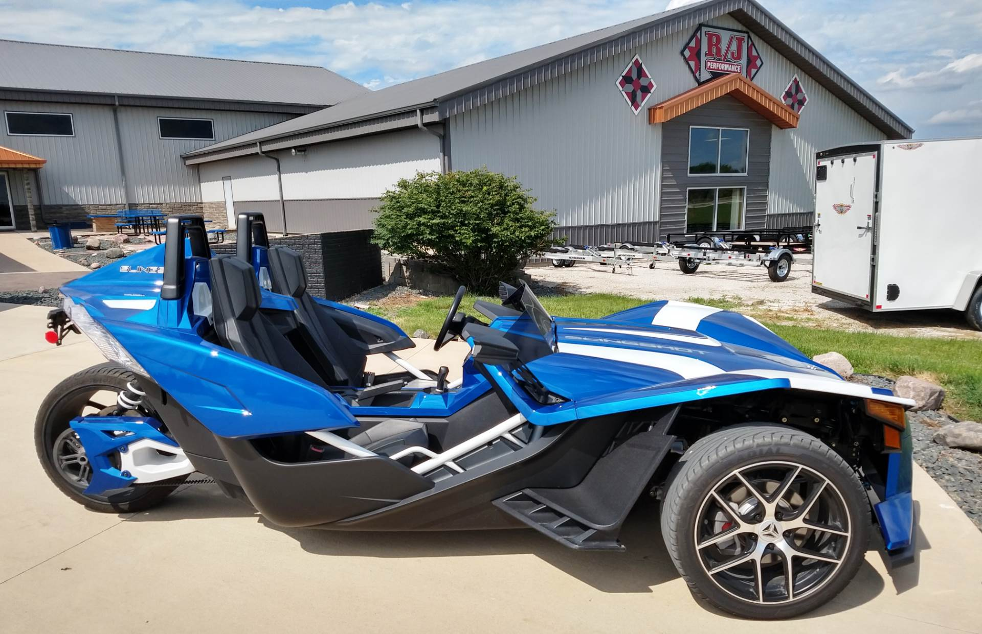 2016 Slingshot Slingshot SL LE in Ottumwa, Iowa - Photo 5