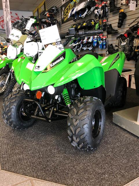 2019 Kawasaki KFX 50 in Highland Springs, Virginia