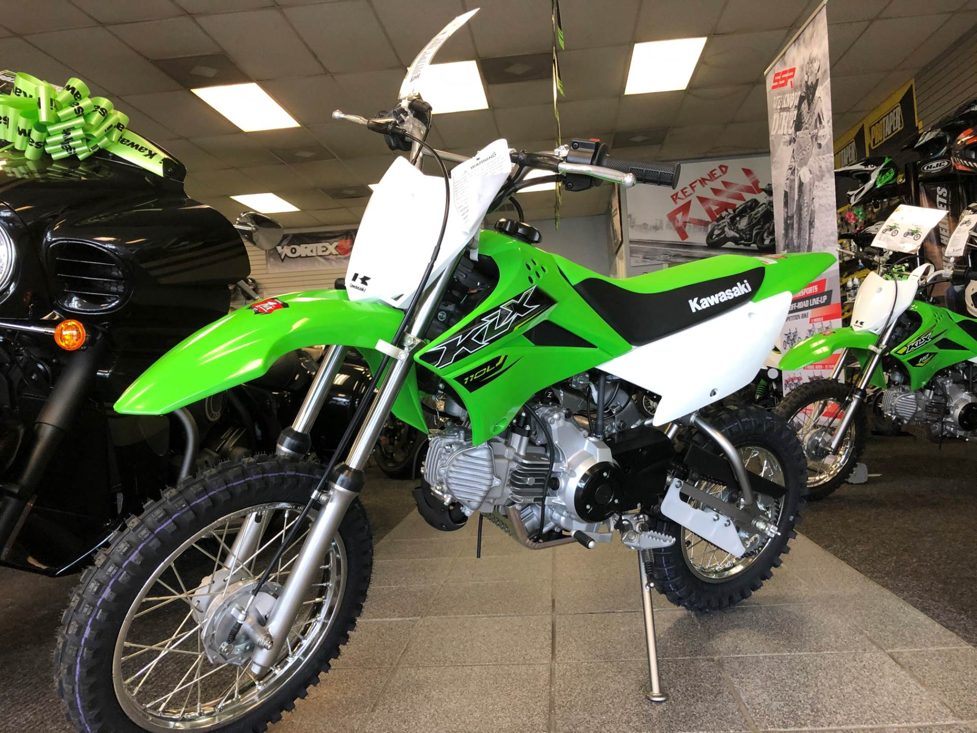 2019 Kawasaki KLX 110L in Highland Springs, Virginia