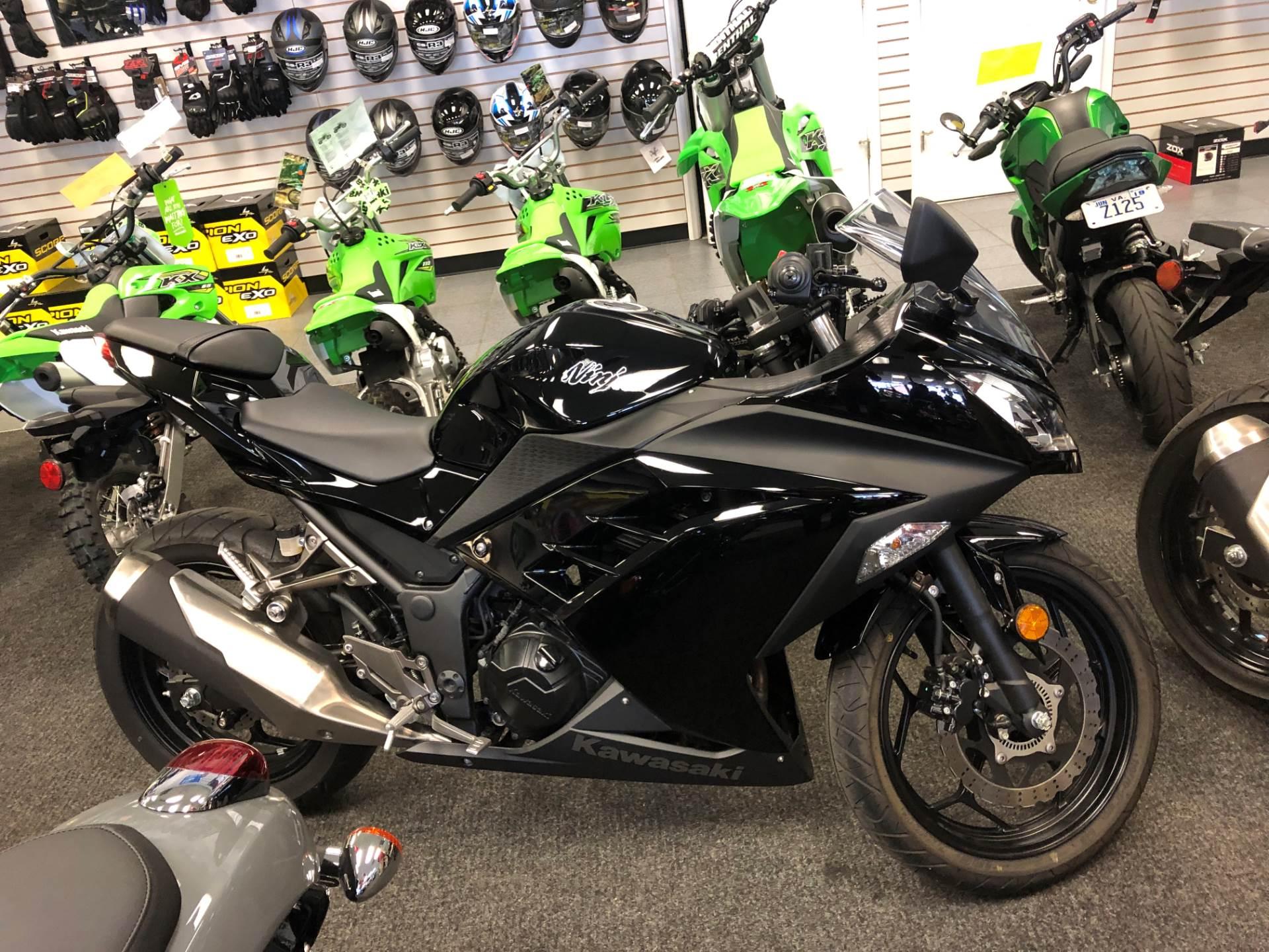 Used 2014 Kawasaki Ninja 300 Abs Motorcycles In Highland Springs
