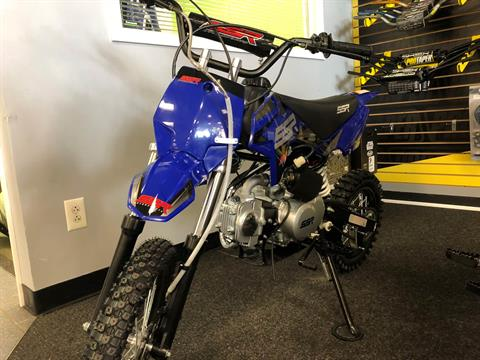 2019 SSR Motorsports SRN125 in Highland Springs, Virginia