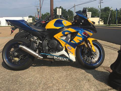 2006 Suzuki GSX-R750™ in Highland Springs, Virginia
