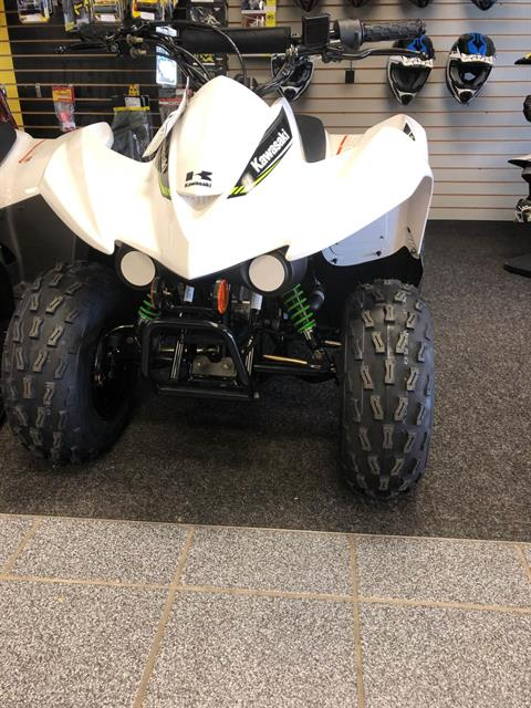 2019 Kawasaki KFX 90 in Highland Springs, Virginia