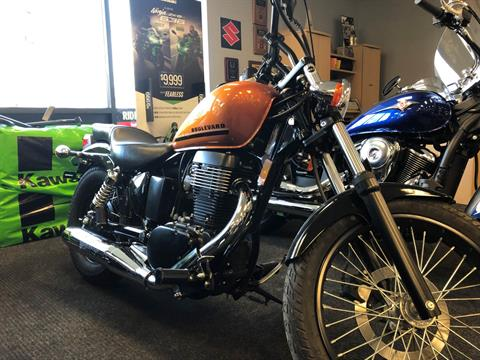 2017 Suzuki Boulevard S40 in Highland Springs, Virginia