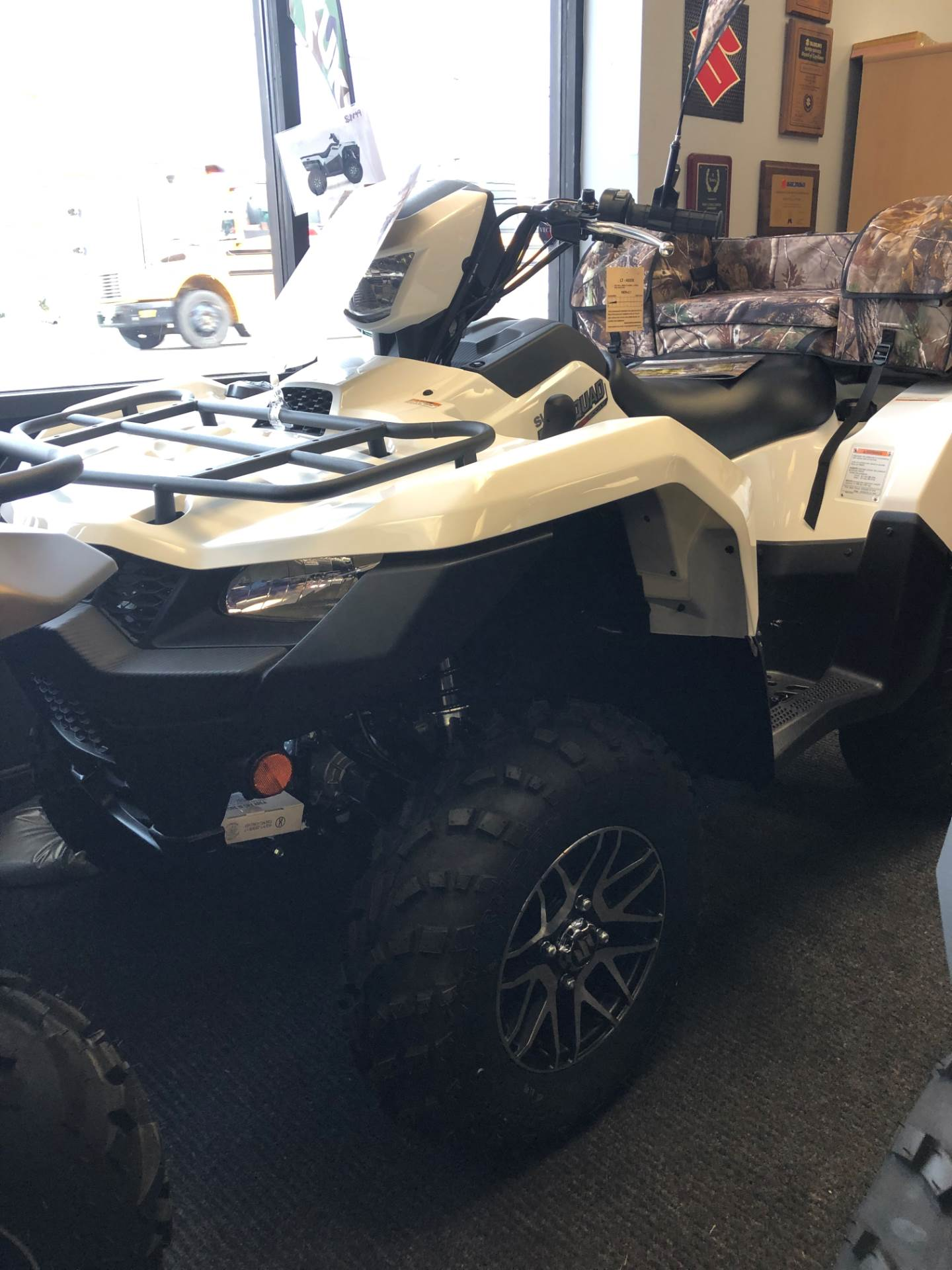 2019 Suzuki KingQuad 500AXi Power Steering SE in Highland Springs, Virginia