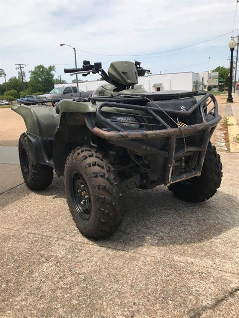 2009 Suzuki KingQuad® 450AXi in Highland Springs, Virginia