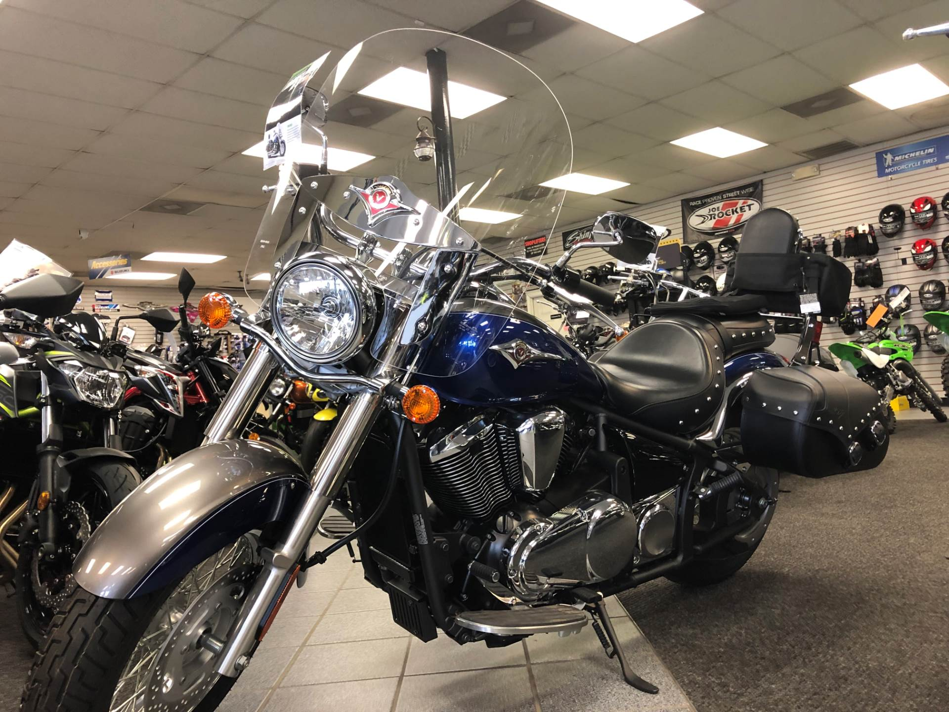 2019 Kawasaki Vulcan 900 Classic LT in Highland Springs, Virginia - Photo 1