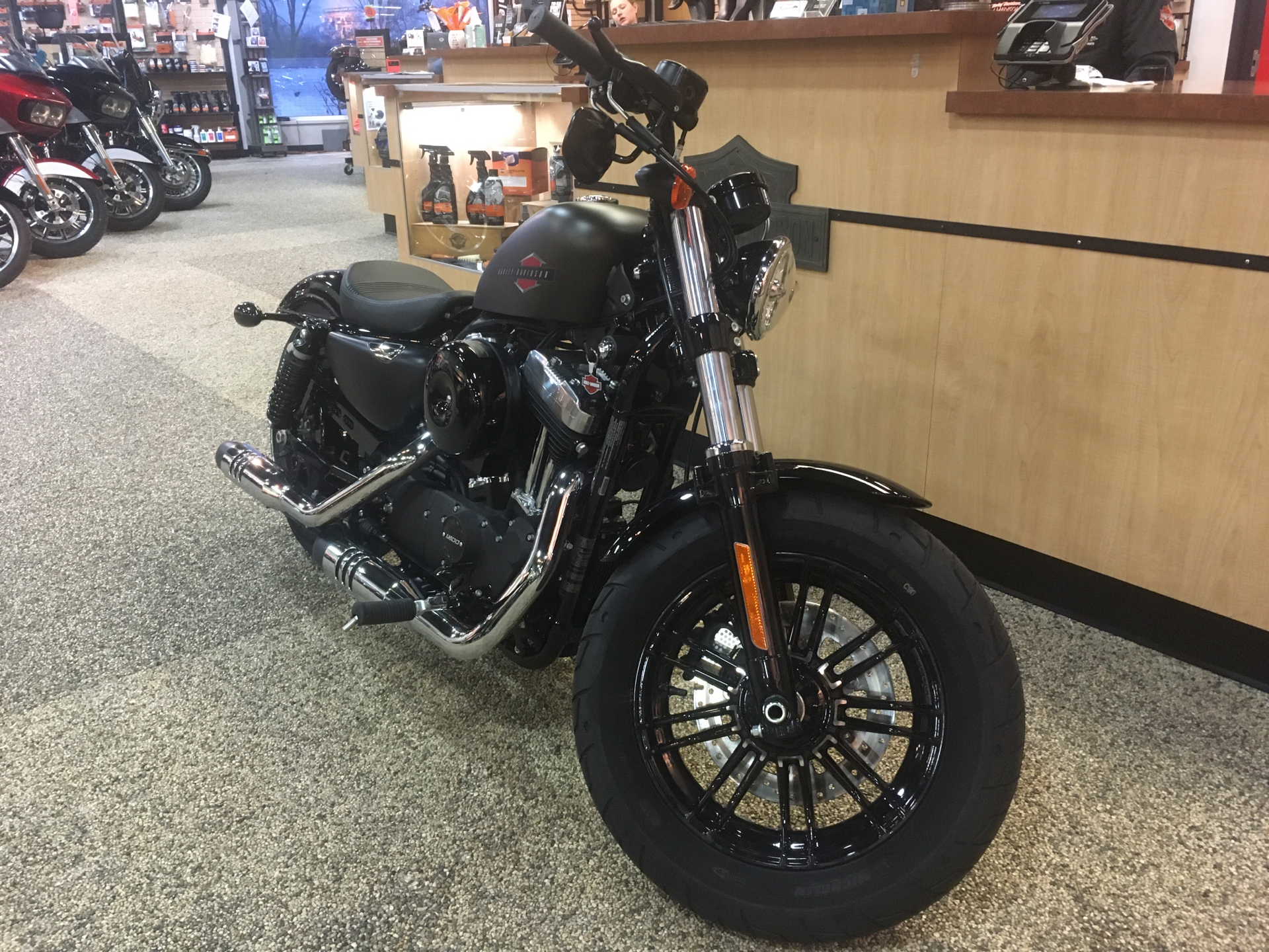 2020 Harley-Davidson Forty-Eight® in Madison, Wisconsin - Photo 2