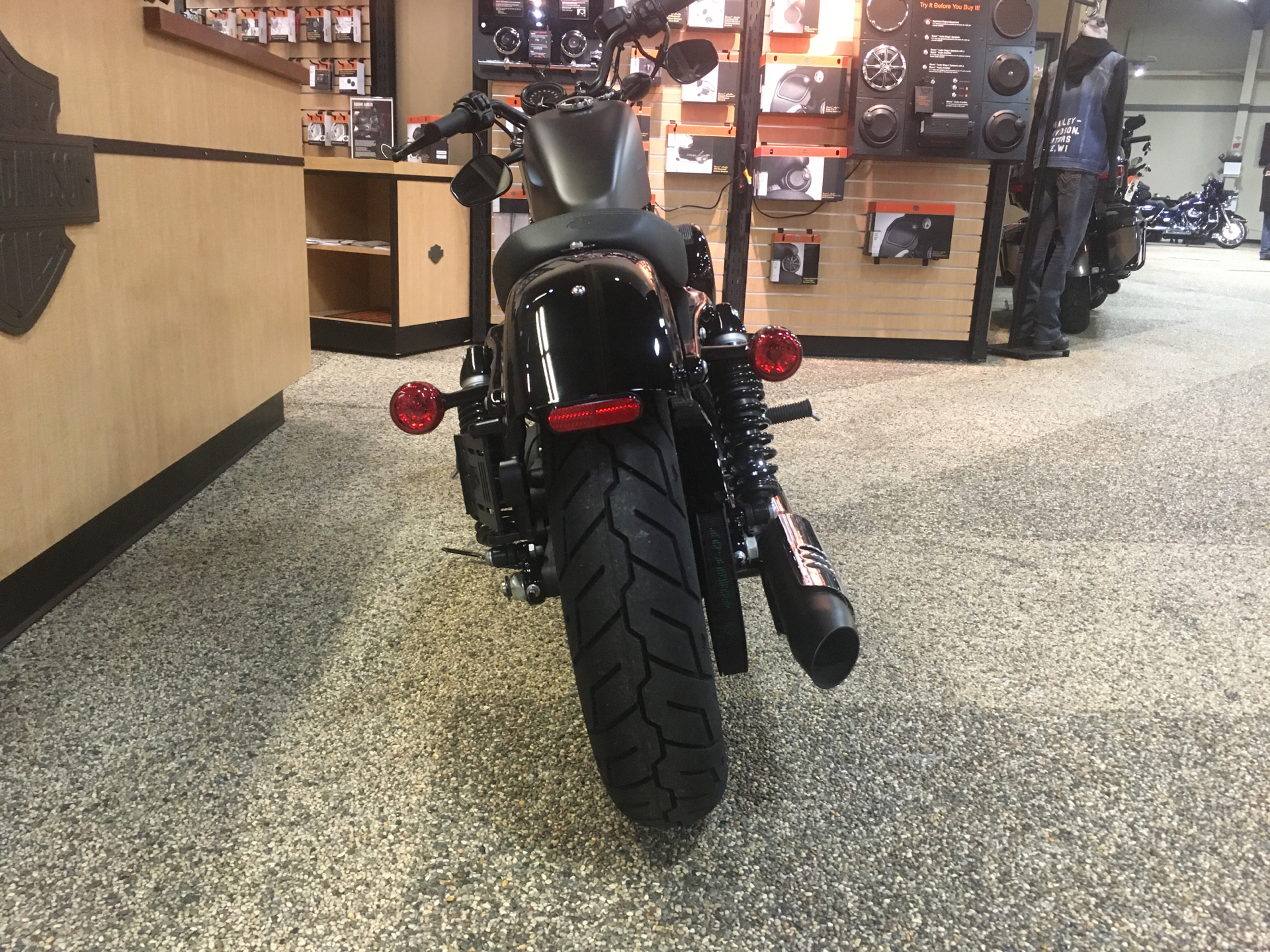 2020 Harley-Davidson Forty-Eight® in Madison, Wisconsin - Photo 5