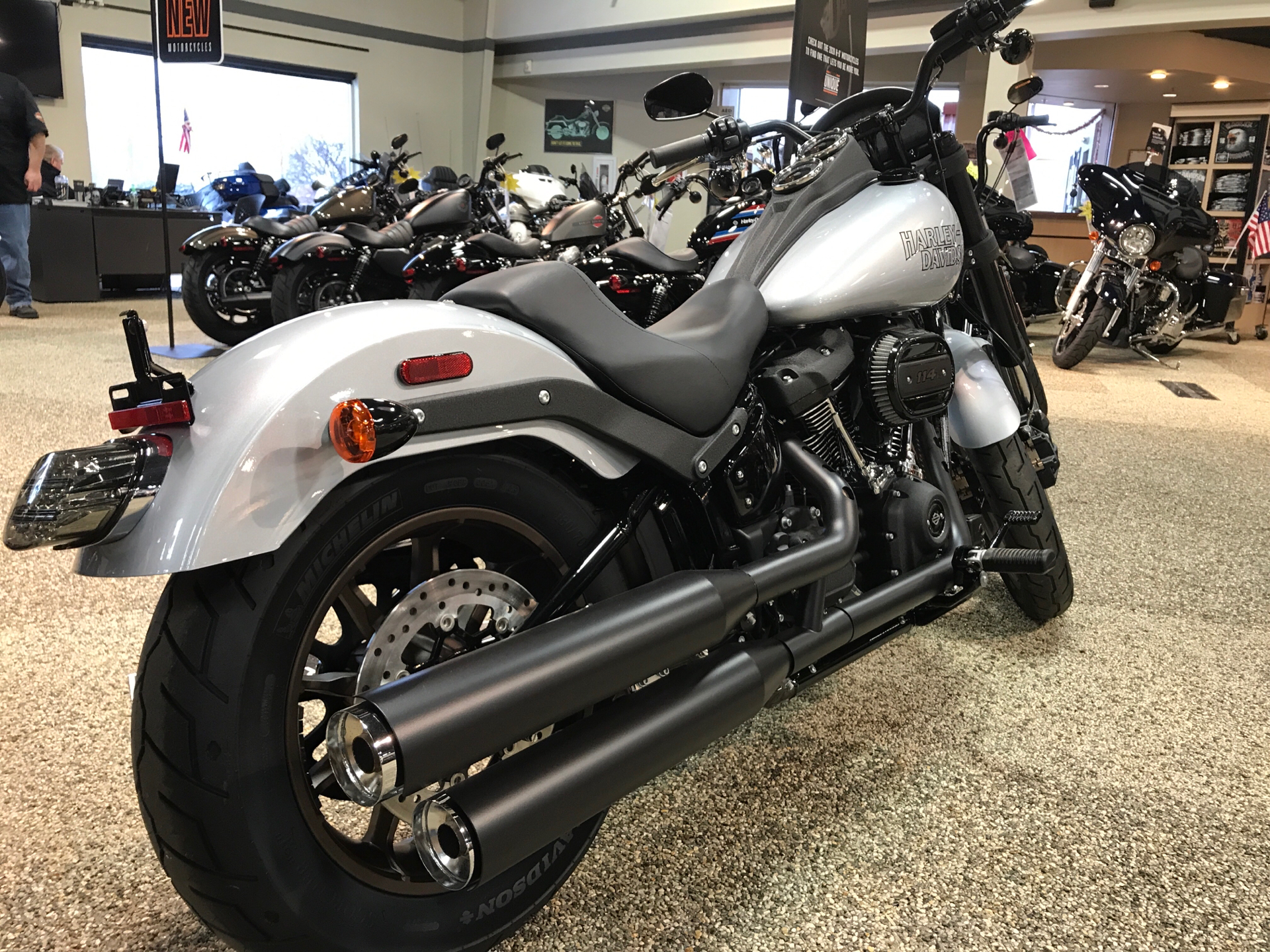 2020 Harley-Davidson Low Rider®S in Madison, Wisconsin - Photo 6