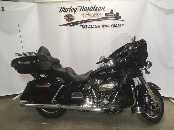 2019 Harley-Davidson Ultra Limited in Madison, Wisconsin - Photo 1