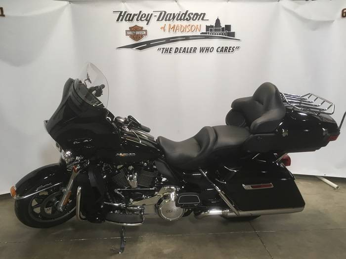 2019 Harley-Davidson Ultra Limited in Madison, Wisconsin - Photo 3