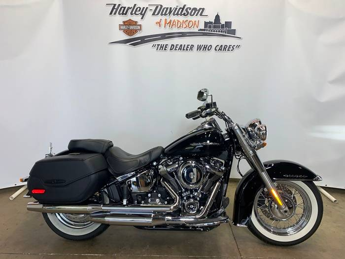 2019 Harley-Davidson Deluxe in Madison, Wisconsin - Photo 1