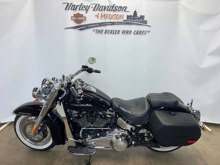 2019 Harley-Davidson Deluxe in Madison, Wisconsin - Photo 2