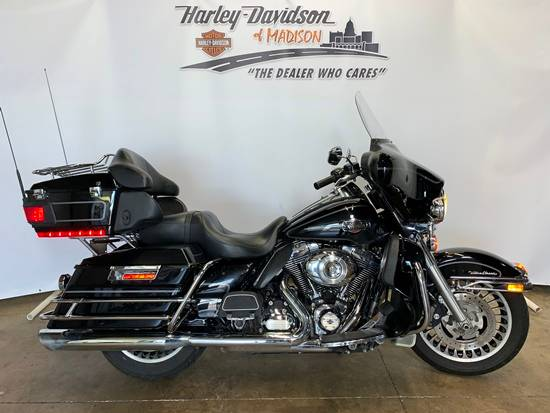 2013 Harley-Davidson Ultra Classic® Electra Glide® in Madison, Wisconsin - Photo 1