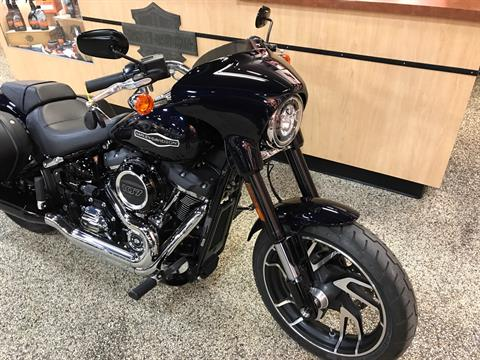 2019 Harley-Davidson Sport Glide® in Madison, Wisconsin - Photo 8