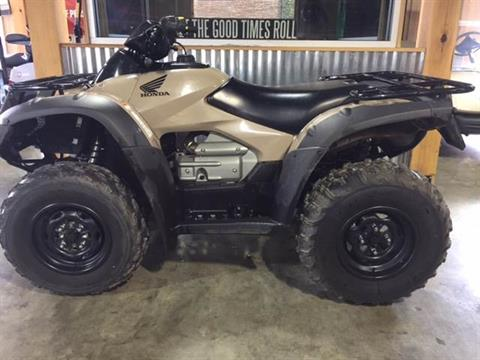 2014 Honda FourTrax® Rincon® in Fairfield, Illinois