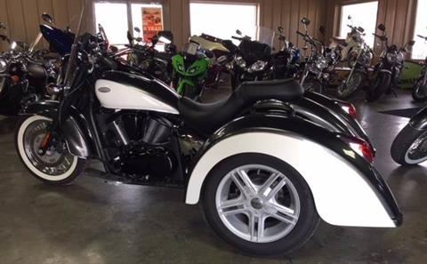 2012 Lehman Trikes/Kawasaki VN900 STORM in Fairfield, Illinois