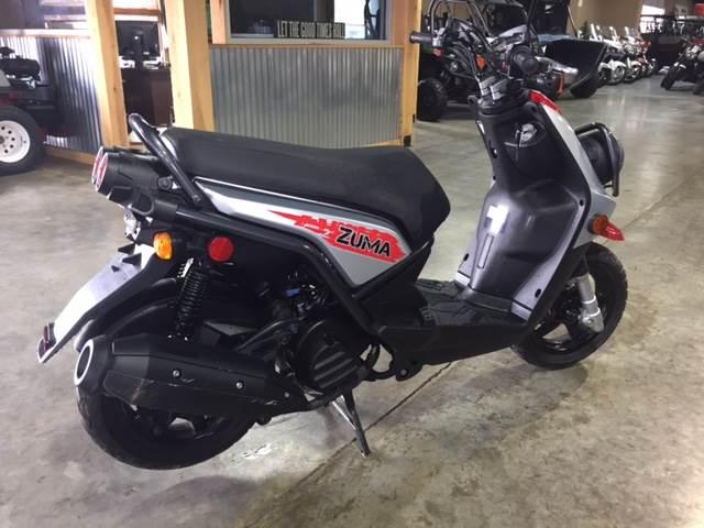 2015 Yamaha Zuma 125 in Fairfield, Illinois