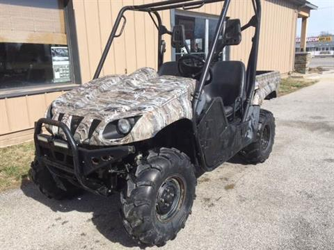 2006 Yamaha Rhino 450 4x4 in Fairfield, Illinois