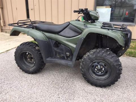 2012 Honda FourTrax® Foreman® 4x4 with EPS in Fairfield, Illinois