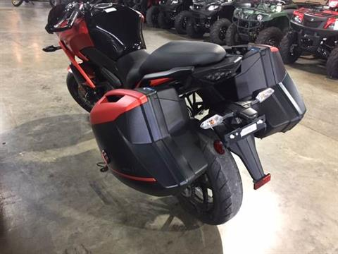 2016 Kawasaki Versys 650 LT in Fairfield, Illinois
