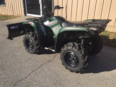 2013 Yamaha Grizzly 550 FI Auto. 4x4 EPS in Fairfield, Illinois
