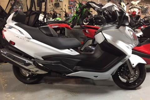 2013 Suzuki Burgman™ 650 ABS in Fairfield, Illinois