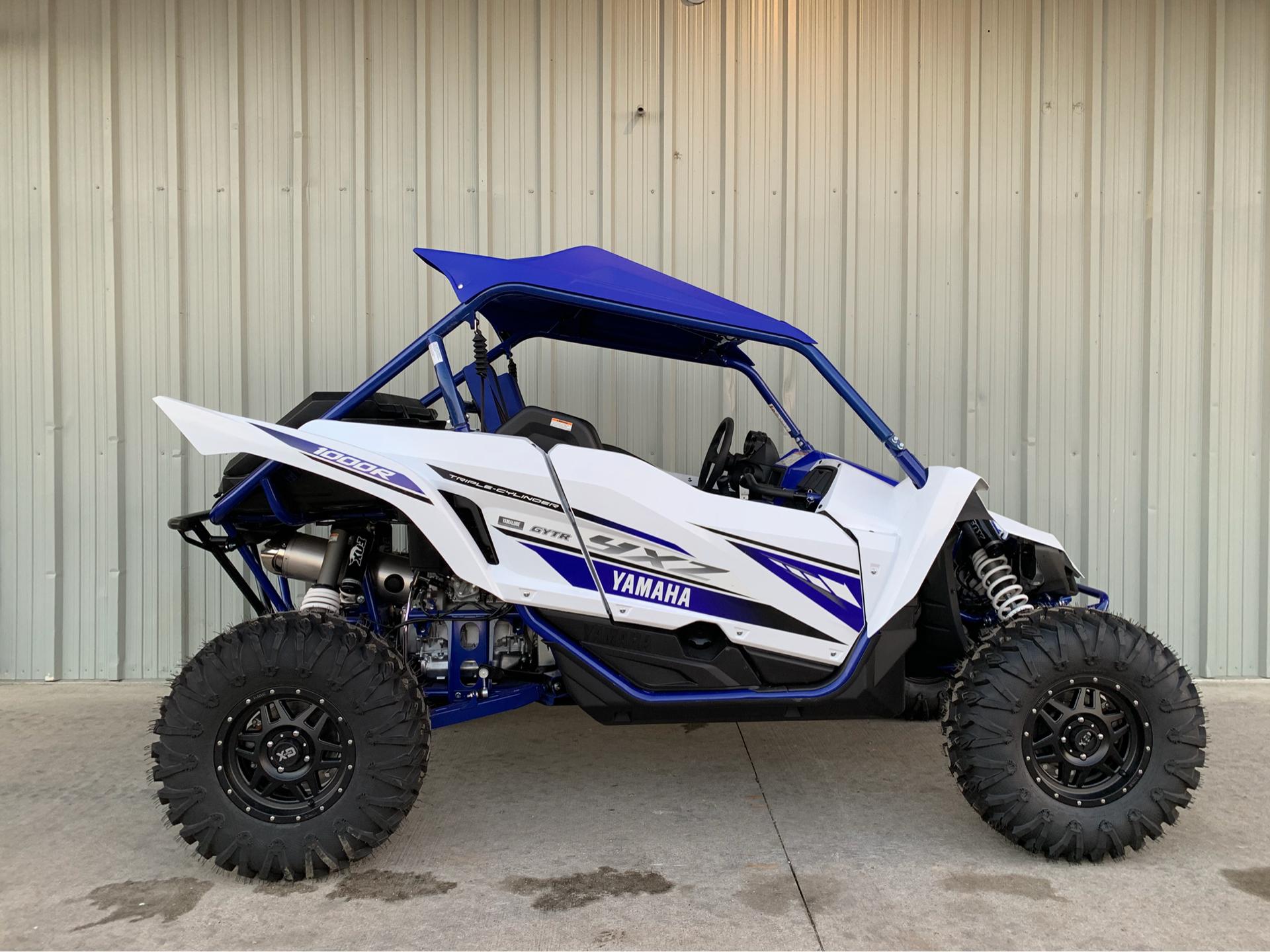 2017 Yamaha YXZ1000R 4