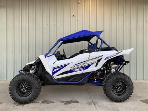 2017 Yamaha YXZ1000R in Fairfield, Illinois