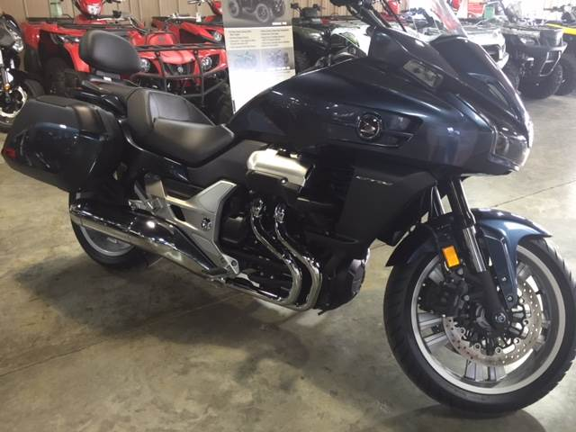 2014 Honda CTX®1300 Deluxe in Fairfield, Illinois