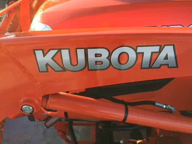2014 Kubota B2320 in Fairfield, Illinois