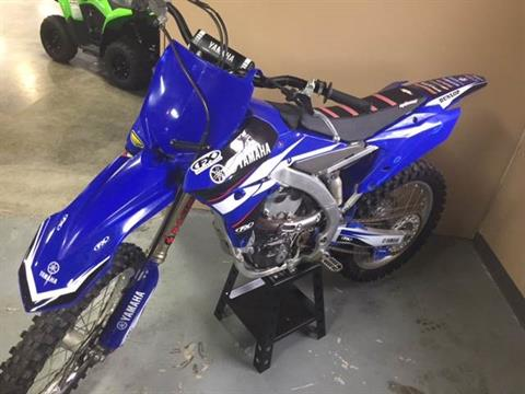 2014 Yamaha YZ250F  in Fairfield, Illinois
