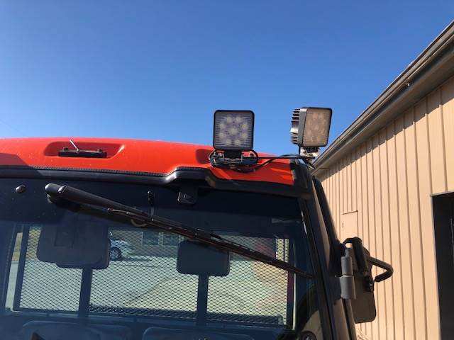 2014 Kubota RTV-X1100C in Fairfield, Illinois