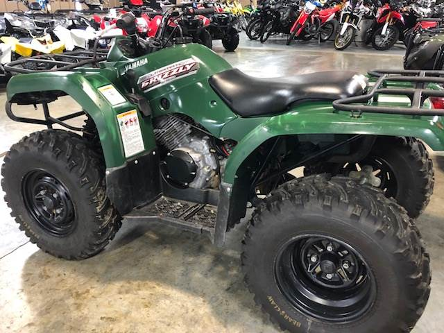 2012 Yamaha Grizzly 350 Auto. 4x4 ATVs Fairfield Illinois