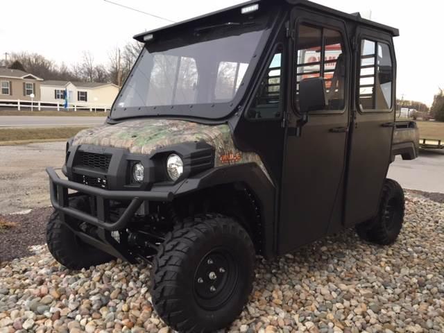 2017 Kawasaki Mule PRO-FXT EPS Camo in Fairfield, Illinois
