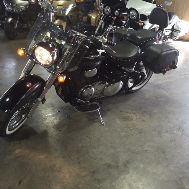 2011 Suzuki Boulevard C50T in Fairfield, Illinois