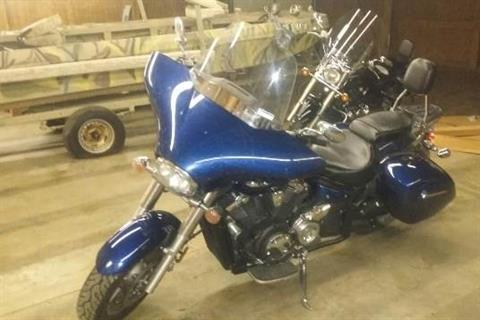 2013 Yamaha V Star 1300 Deluxe in Fairfield, Illinois