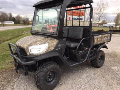 2016 Kubota RTV-X900 Worksite Camo in Fairfield, Illinois