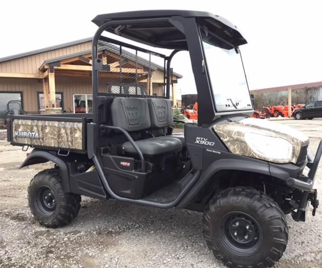 2016 Kubota RTV-X900 Worksite Camo in Fairfield, Illinois