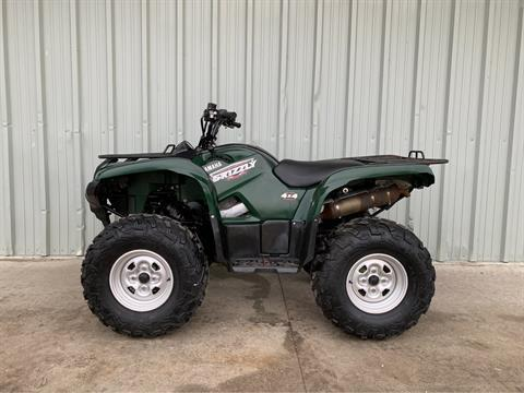 2008 Yamaha Grizzly 700 FI Auto. 4x4 EPS in Fairfield, Illinois