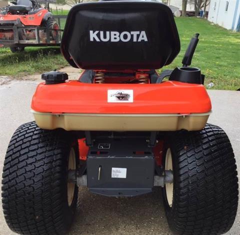2008 Kubota T1880-42 in Fairfield, Illinois