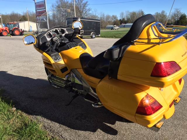 2003 Honda Gold Wing in Fairfield, Illinois