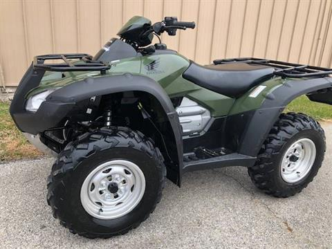 2015 Honda FourTrax® Rincon® 4x4 in Fairfield, Illinois