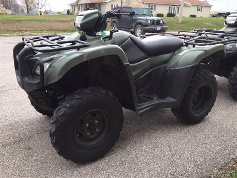 2012 Honda FourTrax® Foreman® 4x4 in Fairfield, Illinois