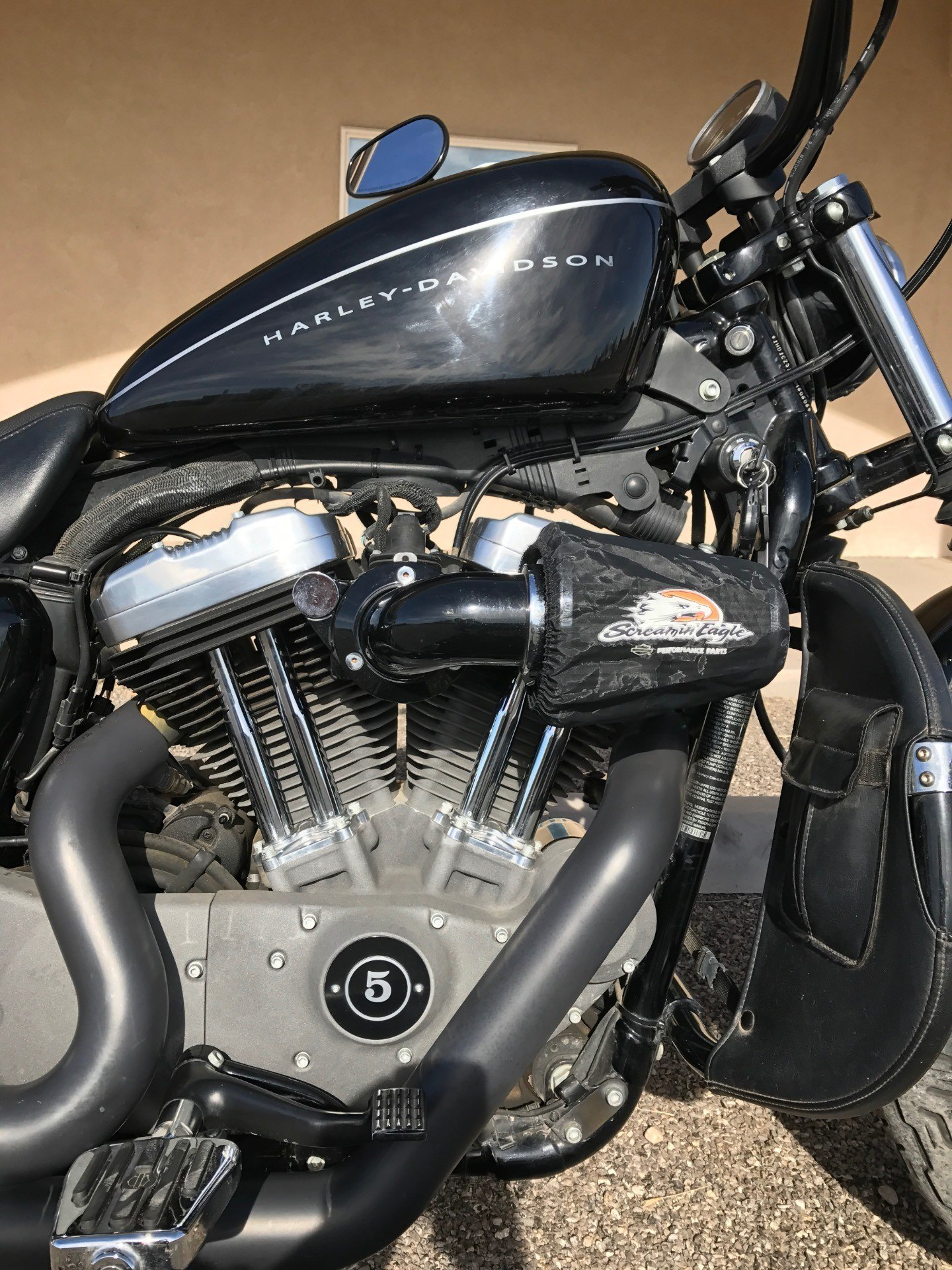 2009 Harley-Davidson NIGHTSTER in Roswell, New Mexico